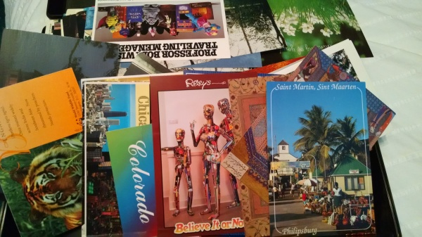 postcard-collection