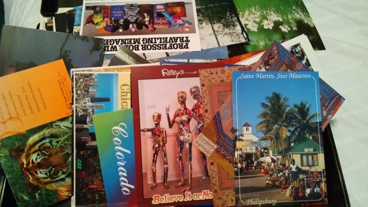 postcard-collection