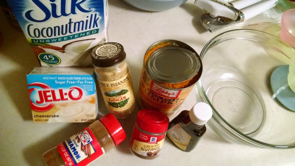 pumpkin-pudding-ingredients