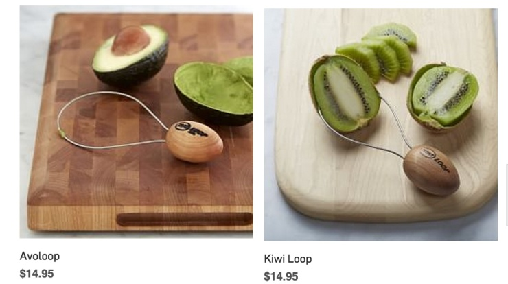 Avoloop and Kiwi Loop