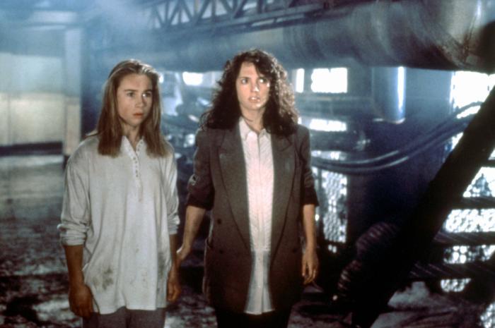 HELLBOUND: HELLRAISER II, Imogen Boorman, Ashley Laurence, 1988. © New World Pictures (hellraiser.wikia.com)